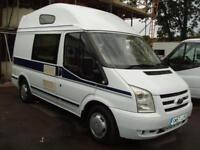 2007 Hi-Top Camper (Cordoba Leisure Conversion) 2 Berth Ford 2.2 Diesel