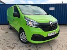 Renault Trafic 1.6dCi Low Roof Van 2016 SL27 115 Business+ ***£12,650***