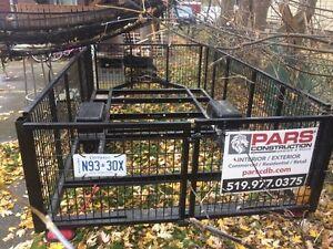 One axel trailer  Windsor Region Ontario image 2