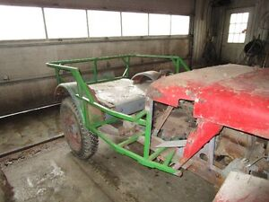 1942 willys jeep project Kitchener / Waterloo Kitchener Area image 2