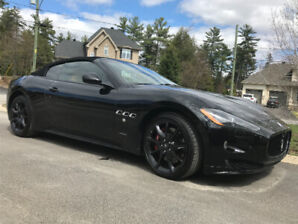 Maserati GT  Granturismo sport convertible