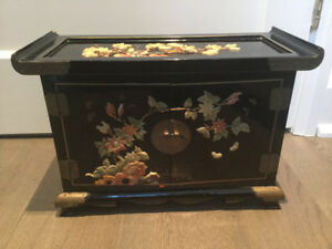 Antique Chinese Jewelry Cabinet