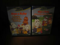 Max & Ruby DVD's