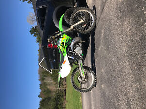 Looking to trade my KX250