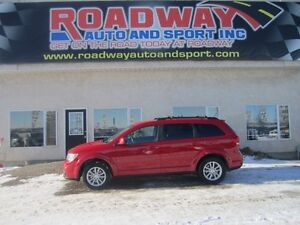 2013 Dodge Journey SXT  FWD.