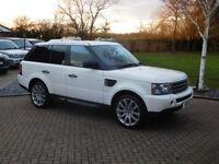 2008 58 Reg Land Rover Range Rover Sport 2.7TD V6 Auto HSE 72000 MILES !!