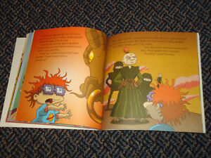 A Dream Come True! (Nickelodeon Rugrats in Paris) Paperback Kingston Kingston Area image 4