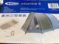 Four birth tent, Purchased last year, only used one time.