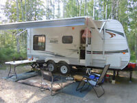 GENTLY used JAYCO 198 RD Travel Trailer