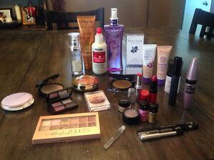 Cosmetics/ makeup lot