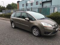 2007 CITROEN GRAND PICASSO 2.0 HDI 7 SEATER FSH