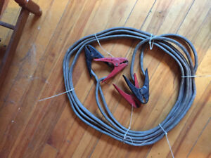 Booster cables heavy duty