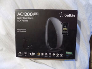 Belkin internet router for sale