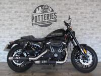 Harley Davidson XL1200 CX Roadster 2016