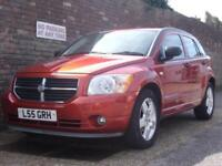 Dodge Caliber 2.0 SXT Automatic 2007(57) 5 Door Hatchback