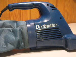 Shark and Black and Decker Hand Vacuums
