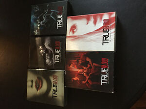True blood seasons 1-5 London Ontario image 1