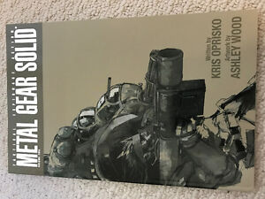 Metal Gear Solid Volume Two Graphic Novel