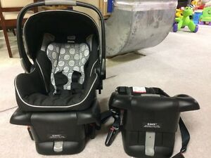 Bob Revolution Stroller with car seat