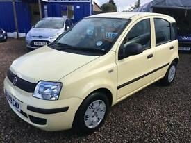 2009 FIAT PANDA 1.1 Active ECO 1 OWNER FSH 35K IDEAL FIRST CAR GBP30 RD TAX