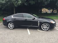 "Jaguar XF, Upgraded Premium Luxury Model, 20"" Selina Alloys Worth £2k,Privacy Glass 12 Mth MOT, ONO"