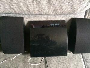 Sony Stereo Amplifier with speakers Peterborough Peterborough Area image 1