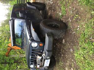 2007 Jeep Wrangler Convertible