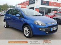 FIAT PUNTO ACTIVE 2011 Petrol Manual in Blue