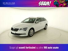 Skoda Superb wagon 2.0 tdi executive 150cv dsg my17