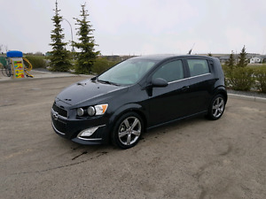 2013 Chevy Sonic RS Turbo