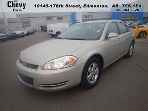 2008 Chevrolet Impala LS   Air Conditioning - Power Seats