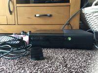 Xbox 360e 250gb with games etc