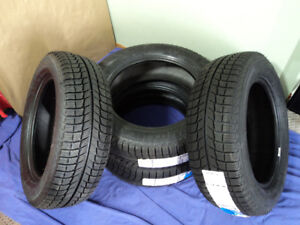205/60R16 Michelin xi3 X-ICE Snow Tires, BRAND NEW TIRES