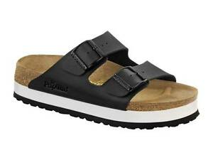 Birkenstock Black Platform Sandals size 42 Canterbury Canterbury Area Preview