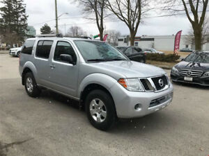 2011 Nissan Pathfinder 4WD 4dr  - 7 PASS, Alloys , Accident-Free