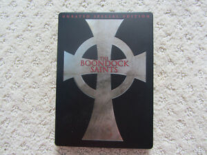 The Boondock Saints Steelbook Case - Case Only