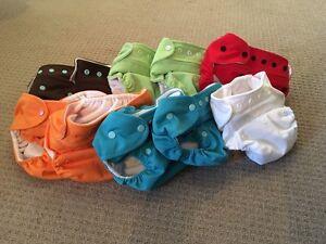 Baby Kanga cloth diapers Kitchener / Waterloo Kitchener Area image 2