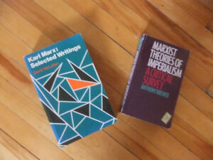 Books about Marx' theories