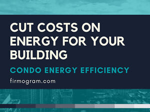 CONDO ENERGY EFFICIENCY Downtown-West End Greater Vancouver Area image 1