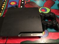 LN PS3, 2 controllers, HD w/games