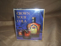 Crown Royal Limited Edition Glasses