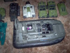 G.I.JOE VEHICLES FROM THE 80'S AND 90'S