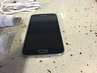 SAMSUNG GALAXY S5 16GB BLACK UNLOCKED GOOD CONDITION