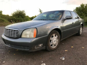 2003 Cadillac Deville ** FOR PARTS ** INSIDE & OUTSIDE **