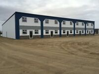 Commercial bays for lease Peace River