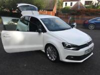 Volkswagen Polo 1.4 TSI ( 140ps ) ACT DSG 2014MY BlueGT. PADDLE SHIFT GEARS.