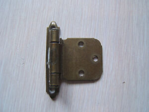 Lot of Small Hinges