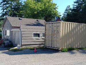 SPECIAL : New 20ft and 40 ft sea container London Ontario image 8