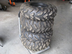 MAXXIS WHEEL / TIRE TAKE OFF KIT YAMAHA GRIZZLY 700