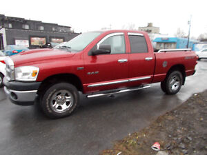2008 Dodge Power Ram 1500 SXT 5.7 H.E.M.I  Sport '' VENDU ''